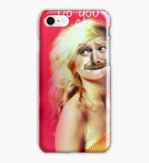 Debby harry Keith lemon = Disaster iPhone Case/Skin