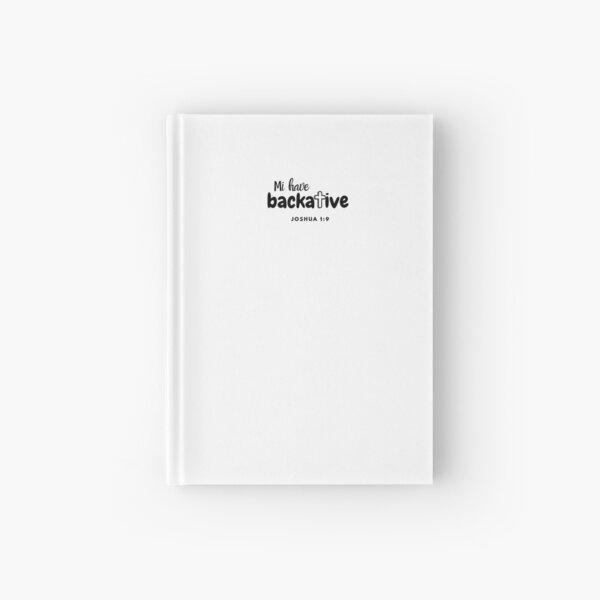 Backative  Hardcover Journal
