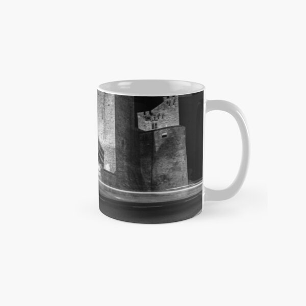 Cahir Castle at Night Classic Mug