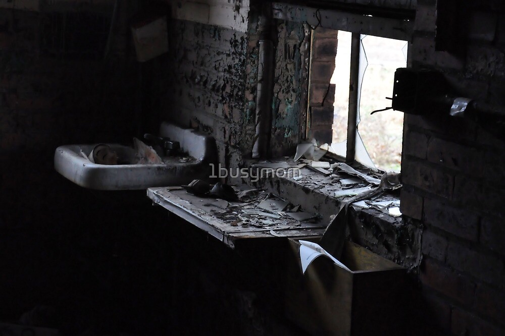 the dirty old sink by 1busymom