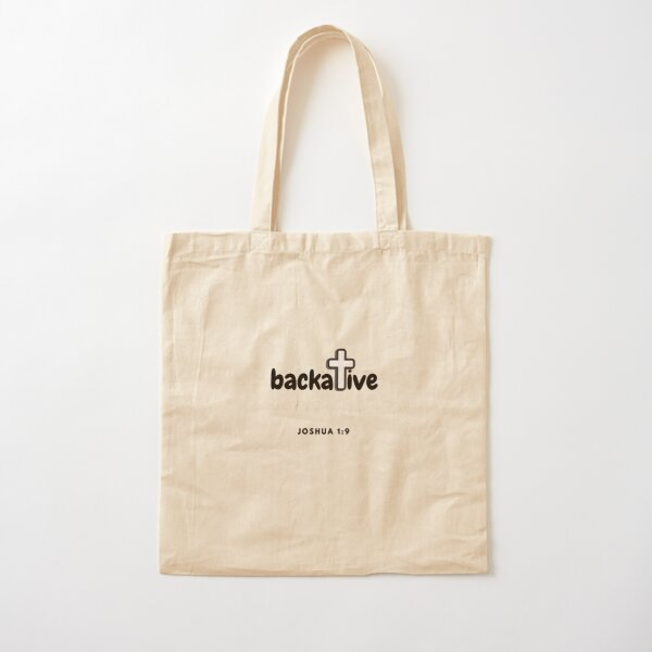 Backative- The Collection  Cotton Tote Bag