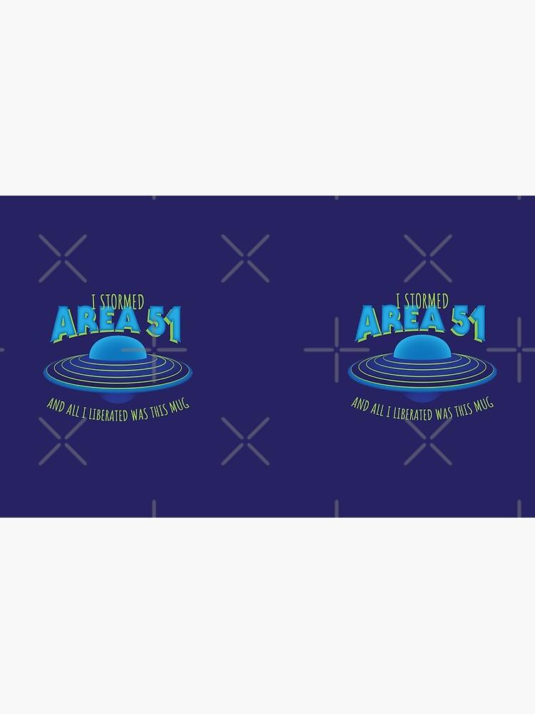 I Stormed Area 51 by jklettdesigns