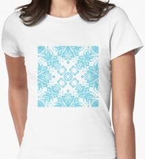 Abstract blue pattern T-Shirt