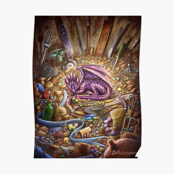 Treasure hoard Poster