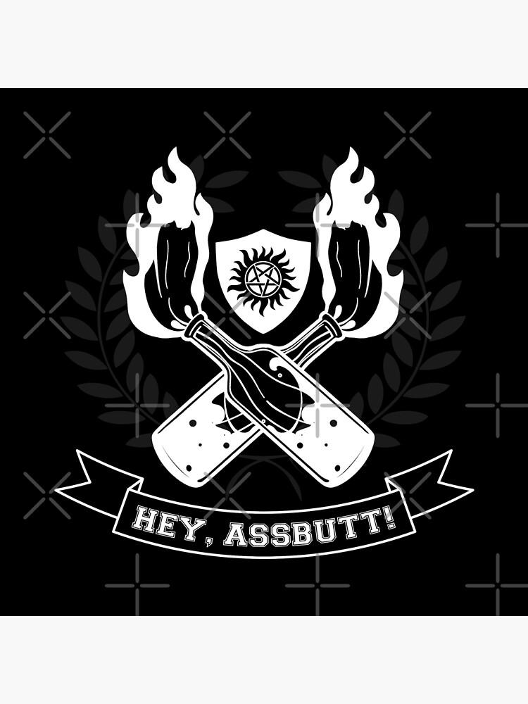 Hey, Assbutt!  by ninthstreet