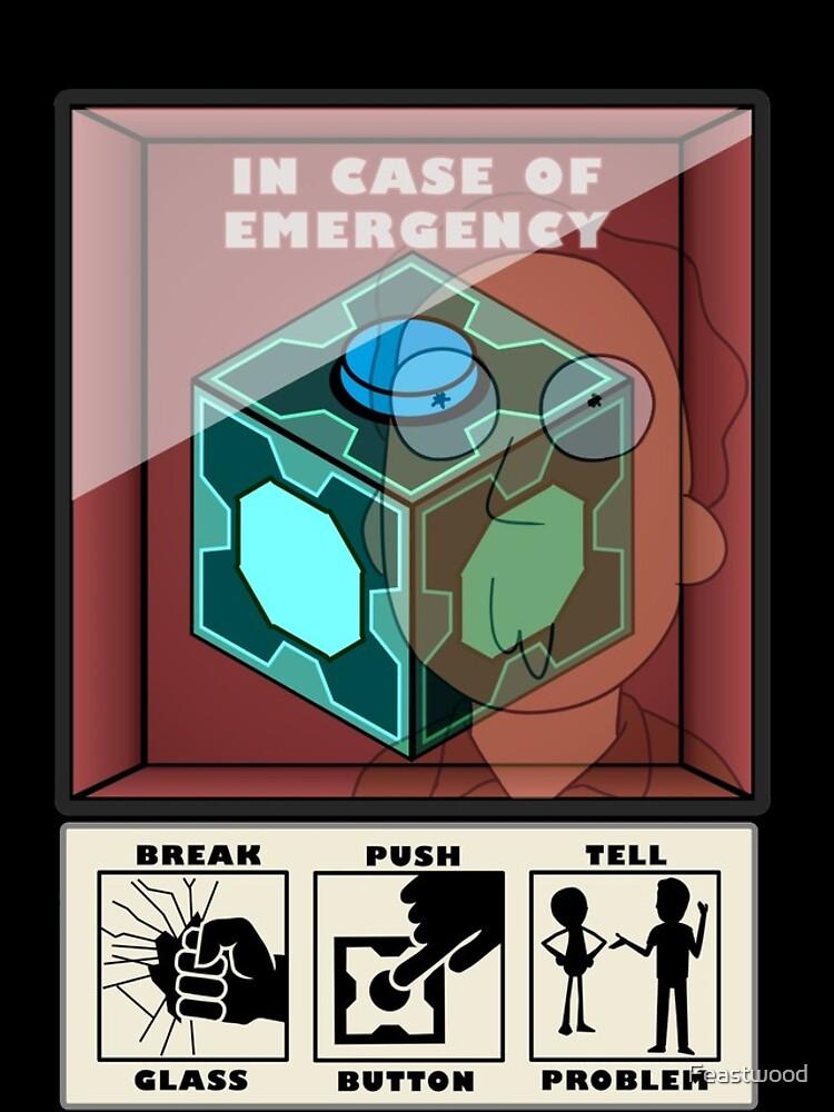 In case of emergency by Feastwood