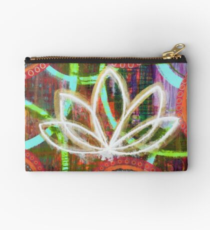 Honor the Ancient Wisdom: Inner Power Painting Studio Pouch
