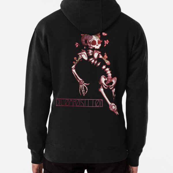 """decomposition"" Hoodie or T-shirt Pullover Hoodie"