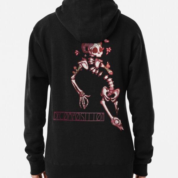 """""""decomposition"""" Hoodie or T-shirt Pullover Hoodie"""