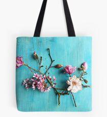 Flowers of Spring Tote Bag