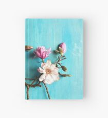 Flowers of Spring Hardcover Journal