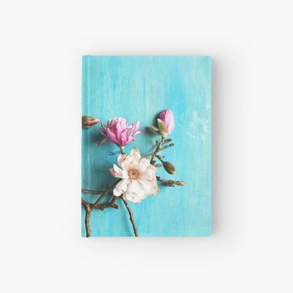 Flowers of Spring Hardcover Journal