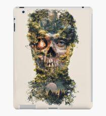Der Torwächter Dark Surrealismus Art iPad-Hülle & Klebefolie