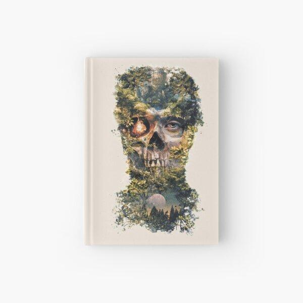 The Gatekeeper Dark Surrealism Art Hardcover Journal
