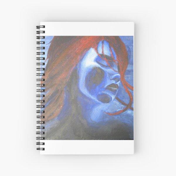 Not Waving Spiral Notebook