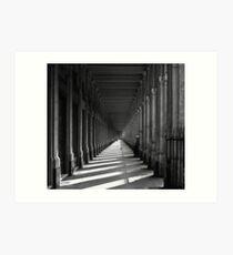 Palais Royal - Paris Art Print