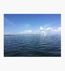Perfect Florida Day Photographic Print