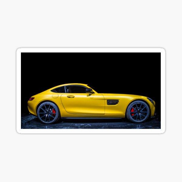 Mercedes AMG GT Sticker