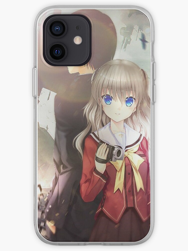 Charlotte 3   Coque iPhone