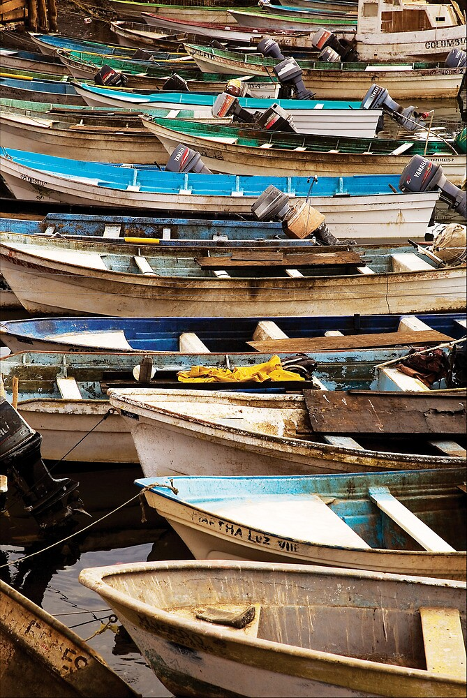 Boats by Marcel Kaiser