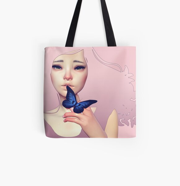 Magic All Over Print Tote Bag