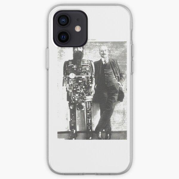 #Automaton #Robot - #Steam #Punk iPhone Soft Case