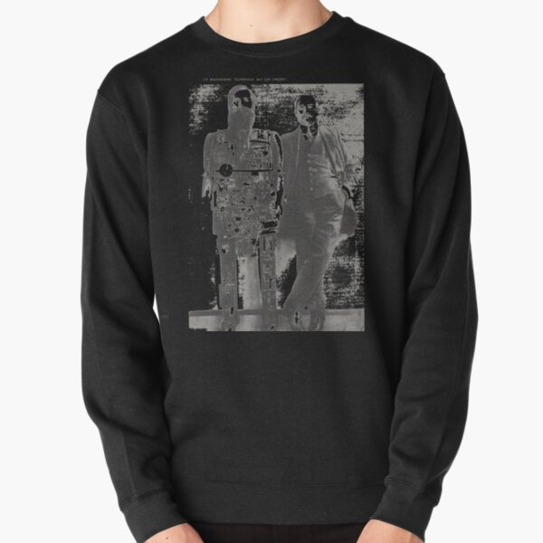 #Automaton #Robot - #Steam #Punk Pullover Sweatshirt