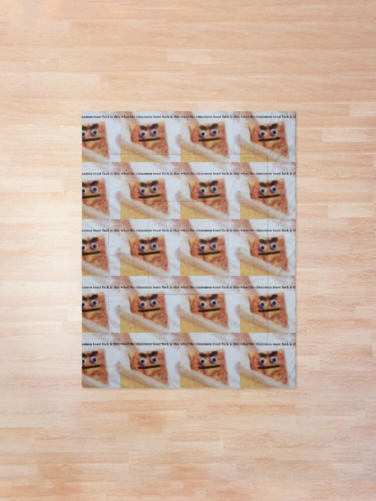 Cinnamon Toast Crunch Meme Comforter By Debracornell97 Redbubble