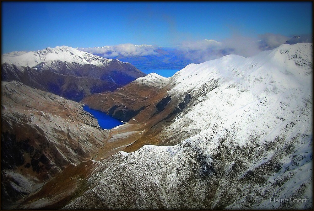 Southern Alps by Elaine Short