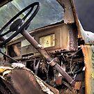 International Truck, Nubeena, Tasmania by Philip Hallam