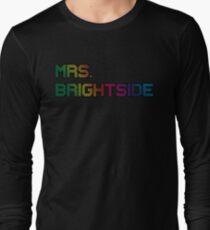 mrs. brightside Long Sleeve T-Shirt