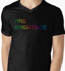 mrs. brightside Men's V-Neck T-Shirt