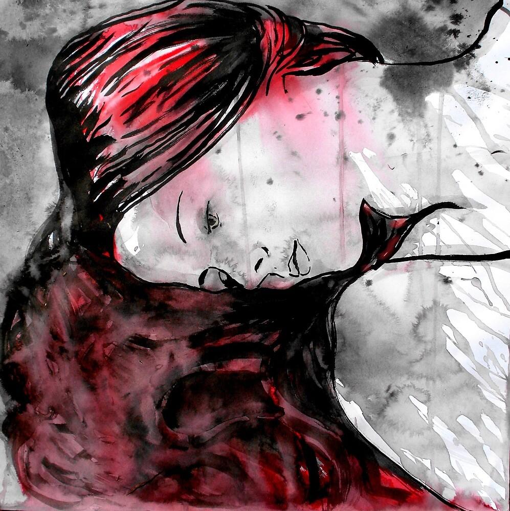 sweet tragedy by Loui  Jover