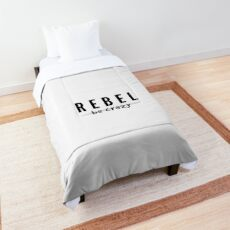 Rebel - be crazy Comforter