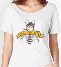 Save The Bees! Relaxed Fit T-Shirt