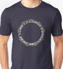 OmniGate (no text version) Unisex T-Shirt