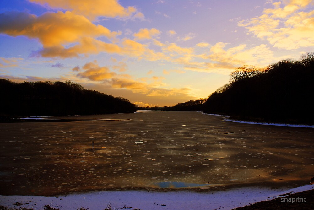 """""""RESERVOIR OF ICE"""" by snapitnc"""