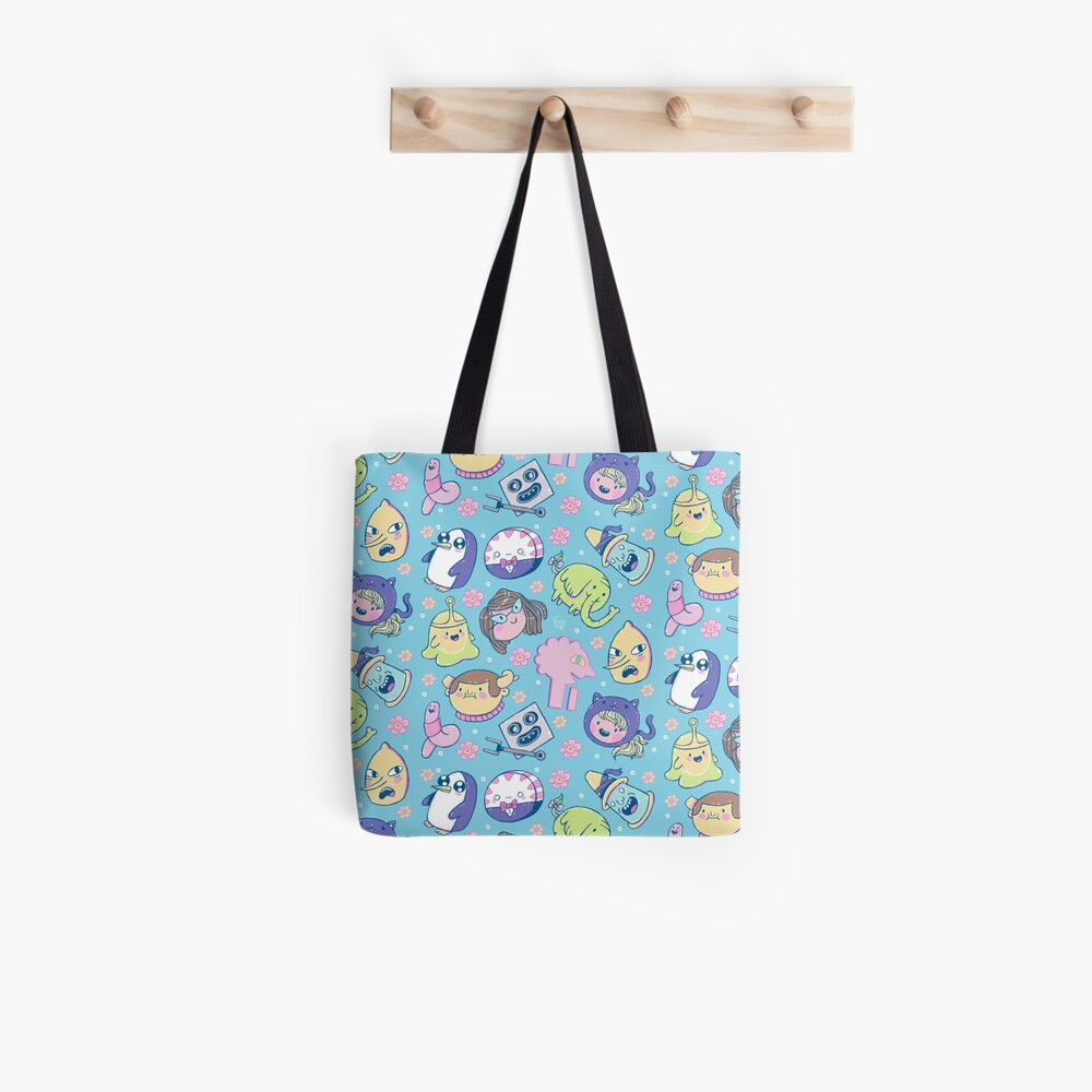 Adventure Time Friends 2 Tote Bag