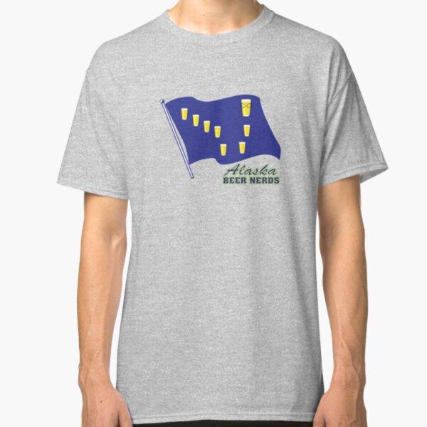 Alaska Beer Nerds Classic T-Shirt