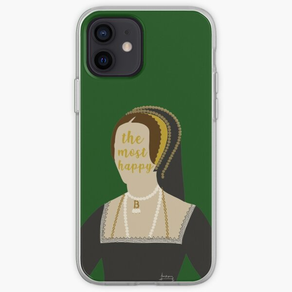 The Most Happy - Anne Boleyn iPhone Soft Case