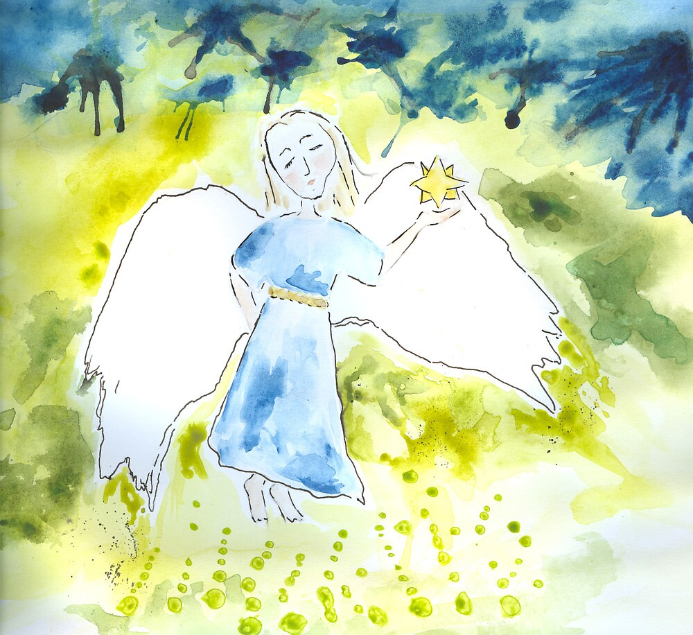 ANGEL by ildiko