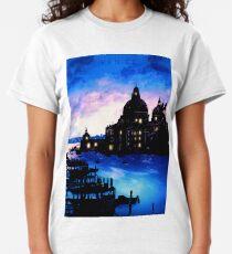Venice Italy Travel Art Classic T-Shirt