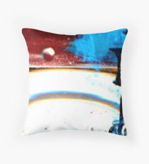 Bleh. Throw Pillow