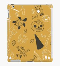 Over the Garden Wall Pattern iPad Case/Skin