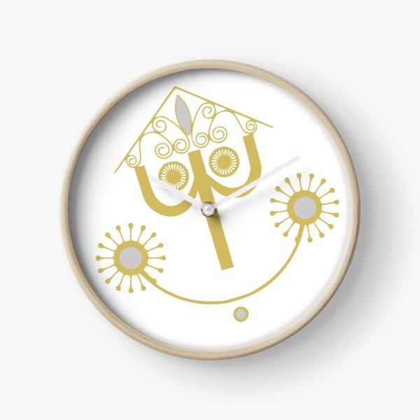 Small World Clock Clock