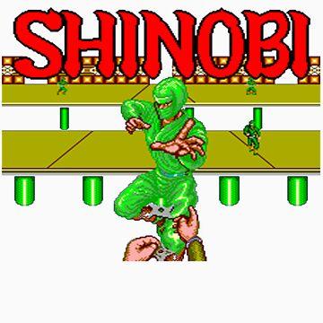 shinobi by damdirtyapeuk