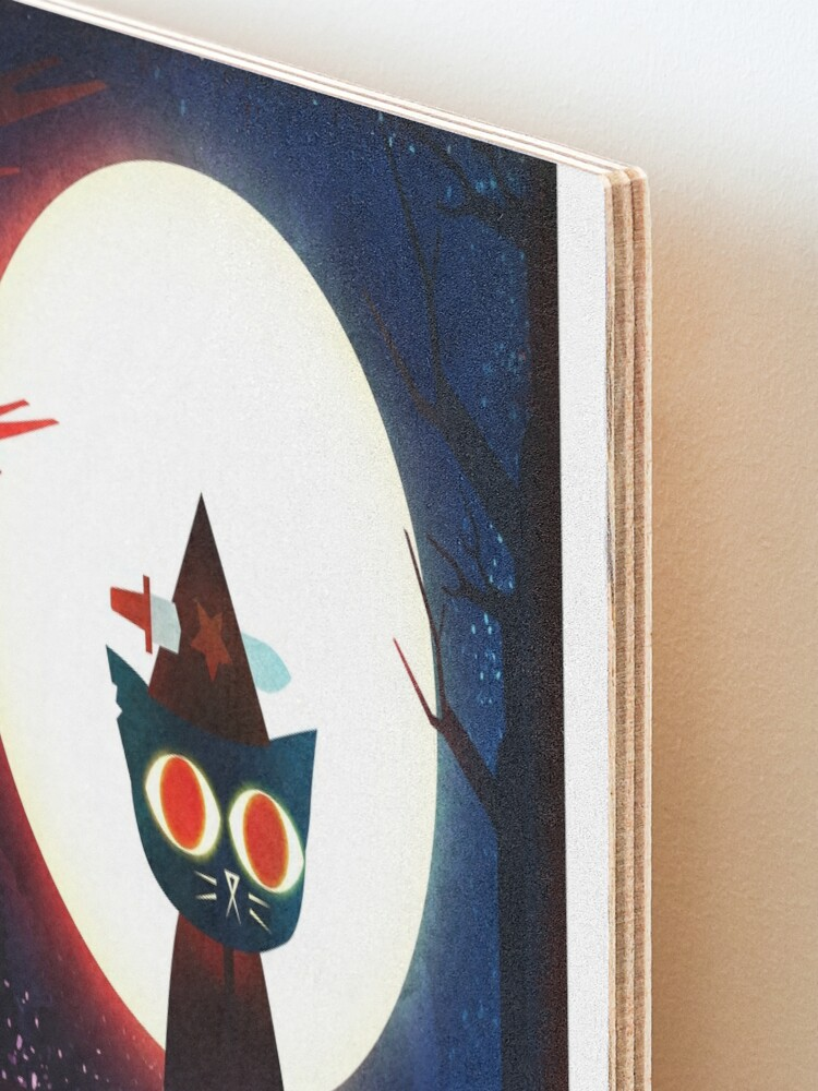 Alternate view of -- Witch Dagger -- Mounted Print