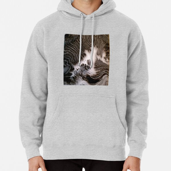 Visions Of Chocolate & Cream Pullover Hoodie