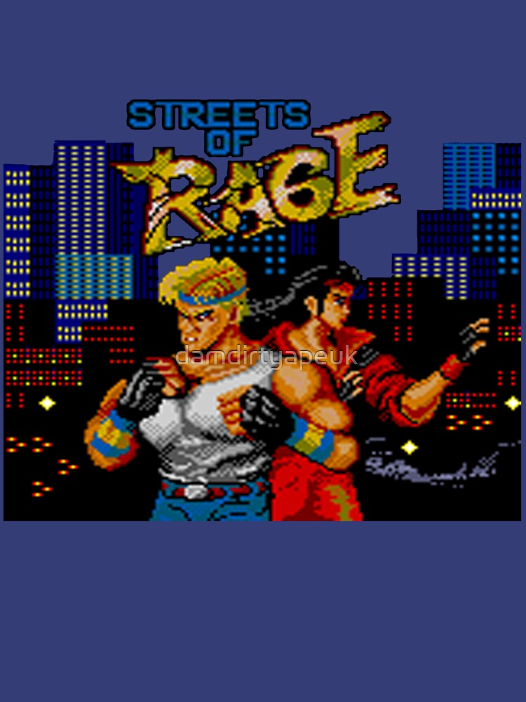 streets of rage | Unisex T-Shirt