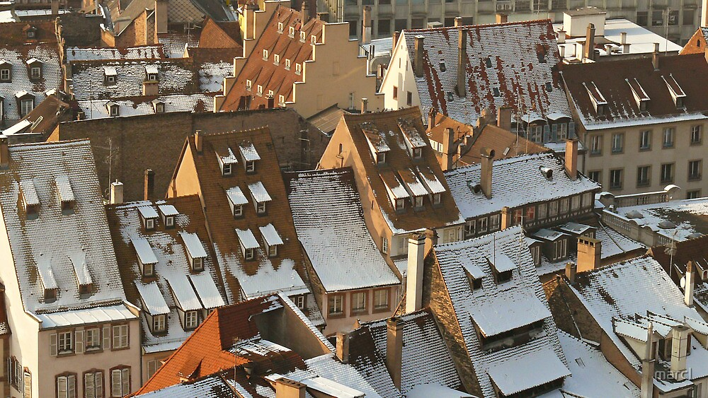 Strassburg by Marc-Pierre Lubas